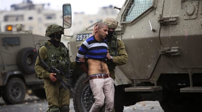 Palestinians accuse Israel of using undercover officers to infiltrate protests [EPA]