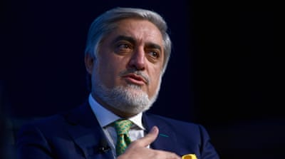 Abdullah: Taliban are receiving support within Pakistan