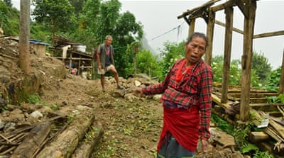 Nepal faces looming food crisis after natural disasters