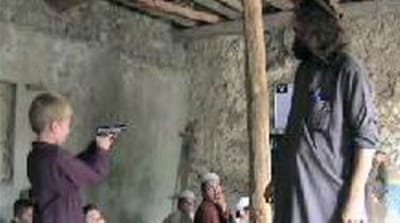 ISIL recruiting and brainwashing Afghan children