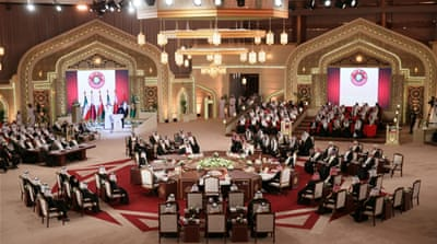 The GCC states have sought to improve their relations with both Russia and Europe [EPA]