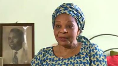 Ken Saro-Wiwa's widow talks about execution 20 years on
