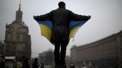 Ukrainians emboldened despite broken political promises
