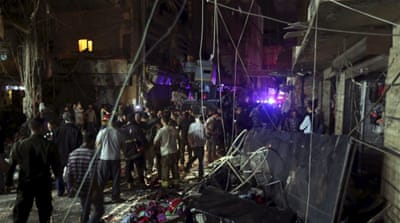 Deadly suicide attack rocks southern Beirut
