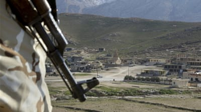 Today, Sinjar is a crucial battleground between Kurdish forces and ISIL  [File: Seivan Selim/AP]