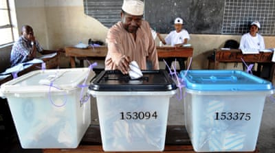 Zanzibar annuls recent election, new vote expected