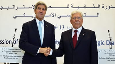 US offers support - but Tunisians need more than money