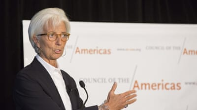 IMF's Christine Lagarde found guilty of negligence