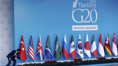 Paris attacks boost expectations in Turkey's G20 summit