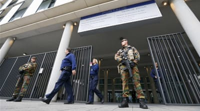 France and Belgium carry out counterterrorism raids