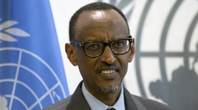 President Kagame's current mandate ends in 2017 [Andrew Kelly/Reuters]