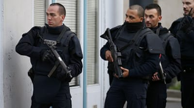 Two suspects killed in Paris police raid