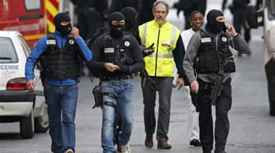 Manhunt continues after Paris attacks architect killed
