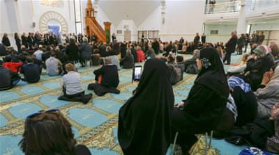 The Great Mosque called on all French imams to lead the faithful in Friday prayers for the victims of the Paris attacks [Reuters]