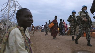 Some 12,500 peacekeepers are deployed in South Sudan, which has been wracked by conflict since December 2013 [EPA]