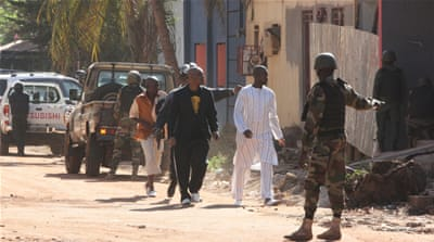 The group al-Mourabitoun has claimed responsibility for Friday's deadly attack in Bamako [Joe Penney/Reuters]