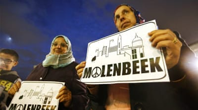 Don't scapegoat our children, say Molenbeek mothers
