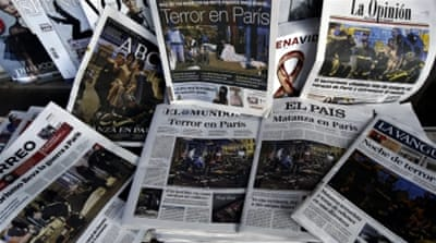 Double standards in the Paris attacks coverage