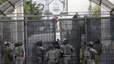Israeli army incursions into university campuses have intensified in recent weeks [AP]