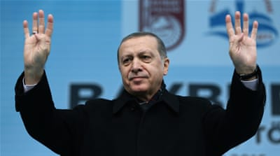 Turkey's president warns Russia not to 'play with fire'
