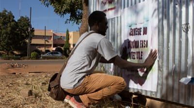 Elections are under way in Burkina Faso with strong contenders in the lead [Roberto Valussi/Al Jazeera]