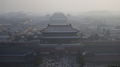 Worst smog of the winter envelops Beijing