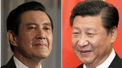 Tuesday's announcement was unexpected after Ma's hopes for a meeting with Xi had previously been dashed despite improved ties [Reuters]