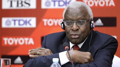A doctor in charge of anti-doping affairs at the IAAF has been taken into custody too [Reuters]