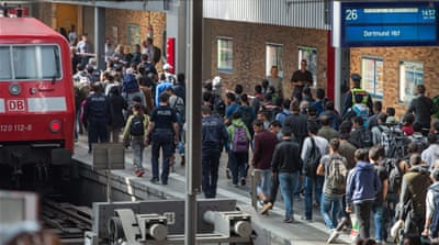 Balkan asylum seekers fear deportation from Germany