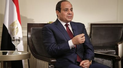 UK welcome for Egypt's Sisi faces criticism