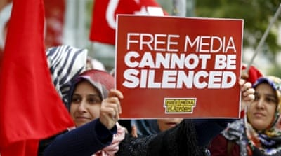 Turkey's 'free' press