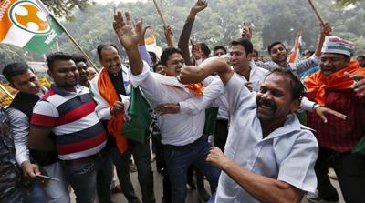 India's ruling party suffers setback in key state poll