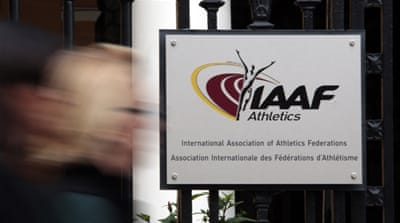 Former athletics chief Lamine Diack is facing suspension of his honorary membership [Reuters]