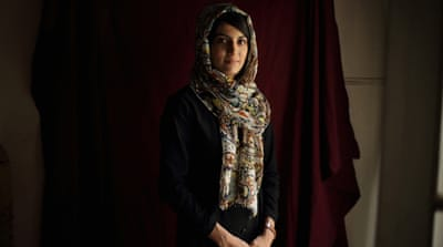 Meet Afghanistan's first female fixed-wing pilot
