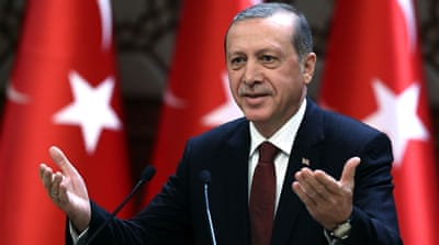 "Turkey says its troops are in Iraq to train Iraqi forces, but Baghdad calls the deployment ""an invasion"" [AP]"