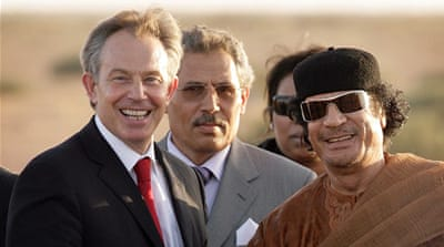 A brief history of UK-Libya relations