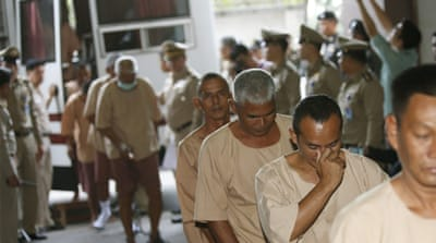 Asylum row highlights Thai human trafficking