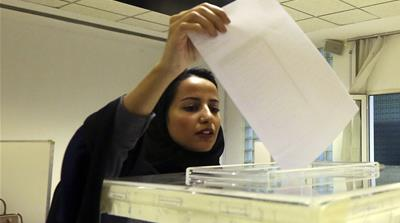 Boycotting the elections due to an absence of more meaningful reform would ensure that dominant groups remain in that role, says Hala Aldosari [AP]