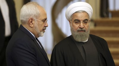 Iran's foreign minister expressed his 'deep concern' about the deaths to his Nigerian counterpart [Vahed Salemi/AP]