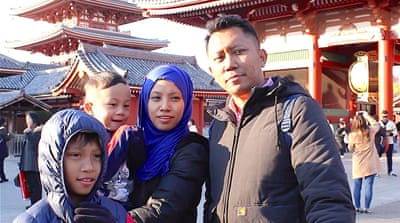 Japan embraces Muslim visitors to bolster tourism