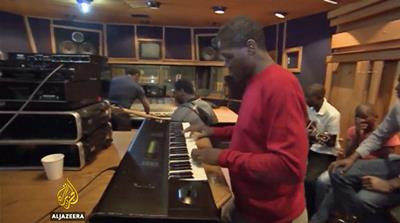 Recording facility fosters S African musical talent