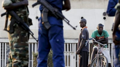 Burundi: We will not allow foreign troops to enter