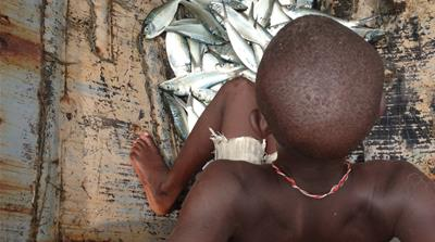 Fished out in Senegal: A day aboard the Mansor Sakho