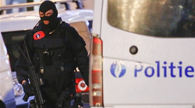 The federal prosecutor's office said in a statement that nine raids were carried out in four Brussels suburbs [FILE - Reuters]