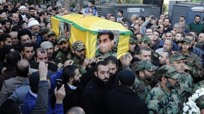 Slain Hezbollah operative's role shrouded in mystery