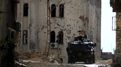 Fighting between Turkish security forces and the PKK has escalated since a ceasefire broke down in July [File:EPA]