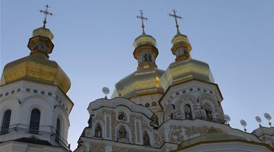 A conflict of faith between Russia and Ukraine