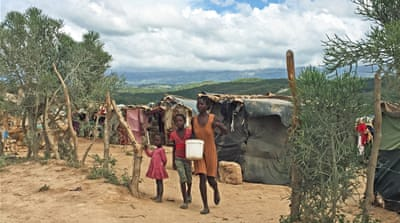 'Life without dignity' for stateless on Haiti border