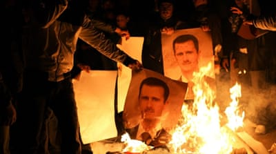 Given the unrelenting carnage of Syria's conflict, many questions arise including what is the future of Assad? [Getty]