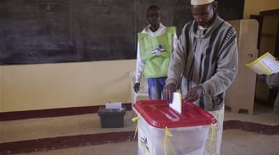 Hopes for peace as CAR holds long-delayed election